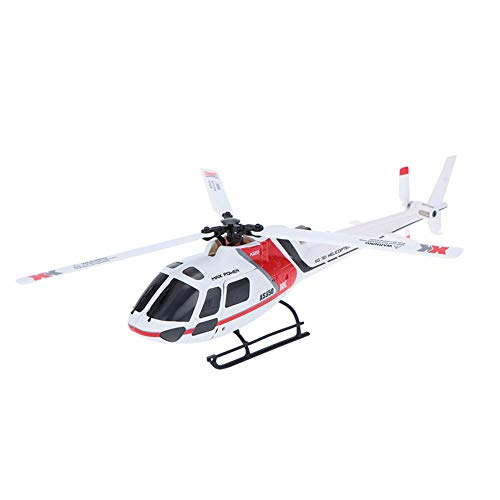 WQGNMJZ Fernbedienungs Flugzeug K123 Remote-Drohne 6-Pass-Helikopter RC Flugzeug Elektro-Fernbedienung Spielzeug Kinderspielzeug