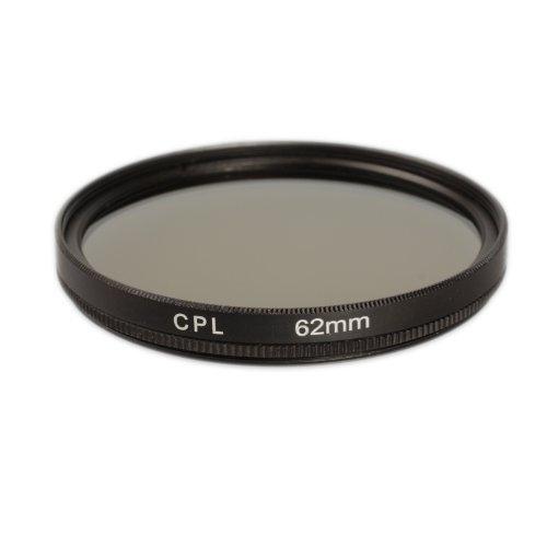 Filtre polarisant circulaire - 62 mm filetage pour filtre polarisant pour objectif tamron aF 18–270 mm f/3.5–6.3 di iI vC pZD