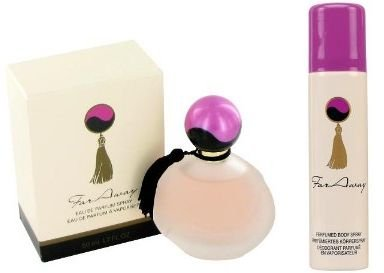 Avon Far Away - 2 tlg. Eau de Parfum Spray 50ml & Körperspray 75ml