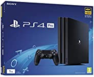 Sony PlayStation 4 Pro 1TB Console (Black) - International Version