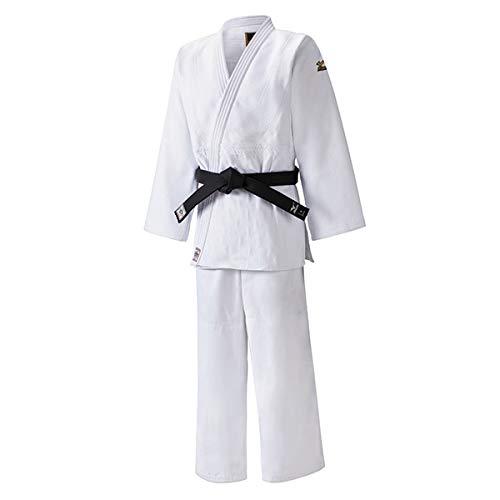 Mizuno judogi yusho bianco ijf omologato (tg. 3)