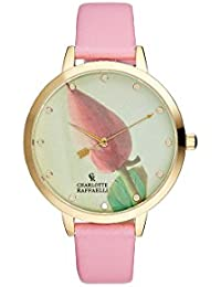 Reloj mujer Charlotte rafaelli (acero Floral 38 mm crf005