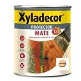 Xyladecor 5087304  - Vernice Protettiva extra 3 in 1, opaca, trasparente, per legno