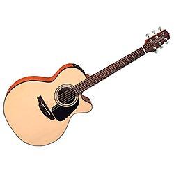 Takamine Mini-Gitarre Auditorium mit Cutaway mit Elektro-Akustik