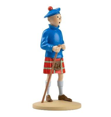 Figura de colección Tintín escocés 13cm Moulinsart 42192 (2015)