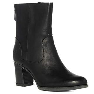 Timberland Damen Atlantic Heights Mid Boots Farbe: Schwarz (A15QH); Größe: EUR 38.5 | US 7.5 | UK 5.5