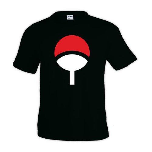 Camiseta Naruto - Clan Uchiha