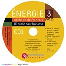 Energie 3 Classe Cd - 9788429498820