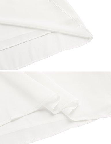 begorey - Abito - donna Bianco