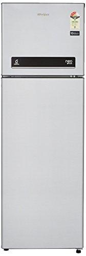 Whirlpool 292 L 3 Star Frost-Free Double-Door Refrigerator (Neo DF305 PRM, Galaxy Steel)