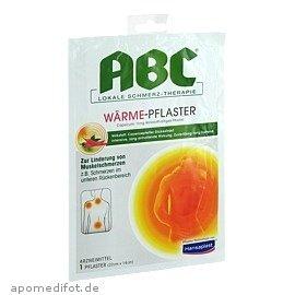 ABC Wärme-Pflaster Capsicum, 1 St.