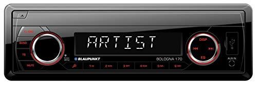 """Blaupunkt 2001017123473""""Bologna 170 Car Auto-Radio schwarz"""