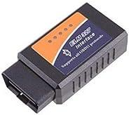 Bluetooth ELM327 V2.1 Code Reader OBD2 OBD-II Scanner Adapter