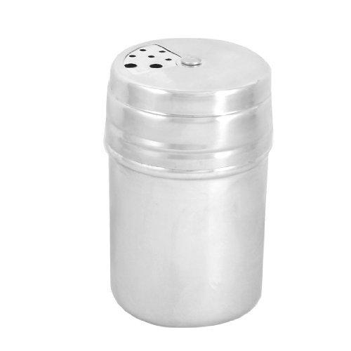 Edelstahl drehbare Deckel Cruet Flasche Chilipulver Halter Cruet Halter