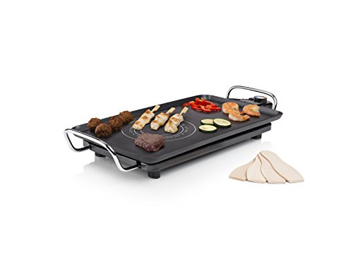 Princess 103050 Table Chef Hot-Zone - Plancha con Zona Supercaliente, No se Deforma
