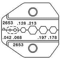 Greenlee Textron Paladin Werkzeuge 2653SMA, SMB, mini-59BNC/TNC, Mini-uhf–RG58/174Sterben