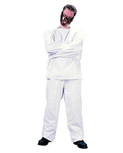 Irrenhauskleidung Kostüm