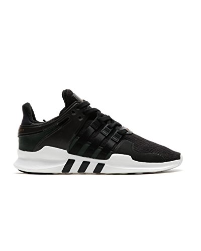 adidas Herren Eqt Support Adv Sneakers, Schwarz (Core Black-Core Black-Footwear White), 46 EU