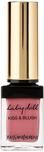 Baby Doll Parfum (Yves Saint Laurent-Lippen/Polish Wangenknochen Baby Doll Kiss & Blush Summer Look 2014)