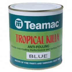 draußen Tropical Killa Anti Fouling blau 5Liter
