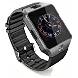 WELL Tech Samsung Galaxy S9+ Compatible Bluetooth Smart Watch Supports 3G, 4G SIM Wrist Watch Phone With Camera & SIM Card Support Hot Fashion New Arrival Best Selling Premium Quality Lowest Price With Apps Touch Screen, Multi Language With Android Io