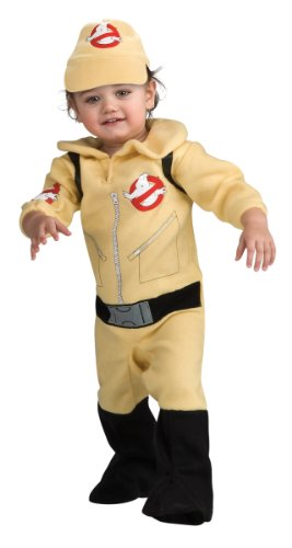 Rubies Toddler Boys Ghostbuster Costume (Kostüme Ghostbusters Boy)