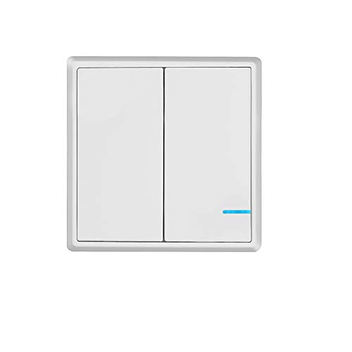 alter Lichtschalter Schalttafel mit LED Anzeige Licht (Enthält keinen Empfänger) ()
