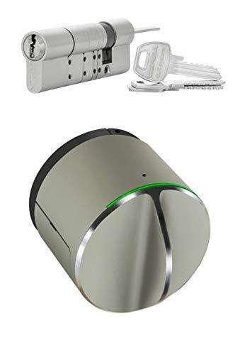 Danalock V3 HomeKit® serrure connectée + Cylindre sécurisé universel pour Danalock V3