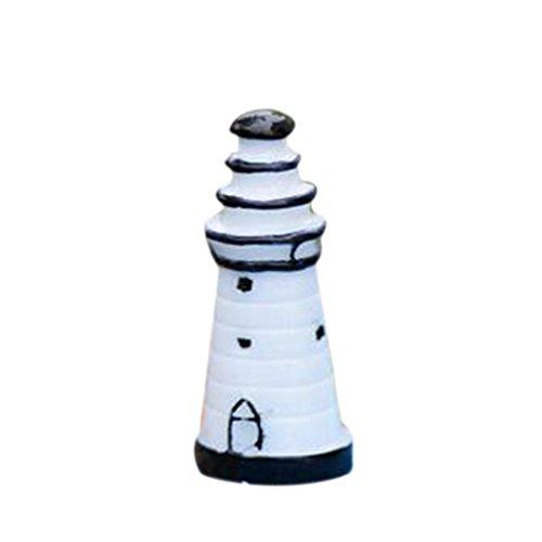 mini-mignon-phare-jardinage-artisanat-ornements-resine-figurine-decoration-18x4cm