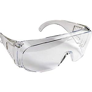 Gafas Protección Laboratorio, Vidrio Claro
