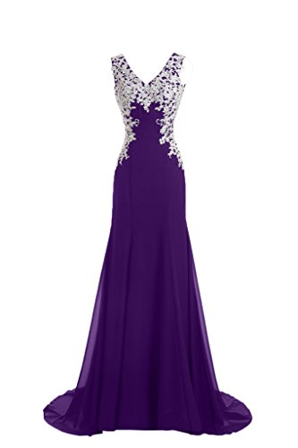 Promgirl House - Robe - Crayon - Femme Violet - Lilas