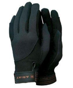Ariat TEK Grip insulated Handschuhe, 6, schwarz (Grip Handschuhe Tek)