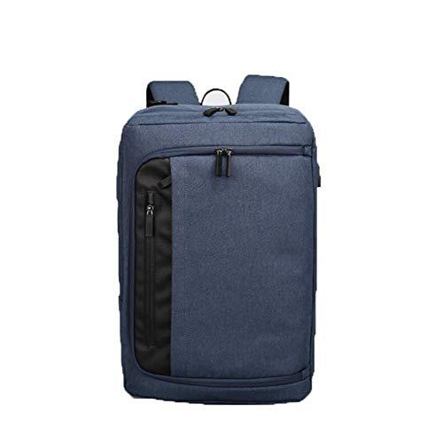 Y-xm zaino per laptop signora maschio di affari per il tempo libero all'aperto massaggio portatile borsa a tracolla 31 * 15 * 44cm