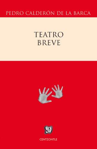 Teatro breve (Centzontle (Paperback))