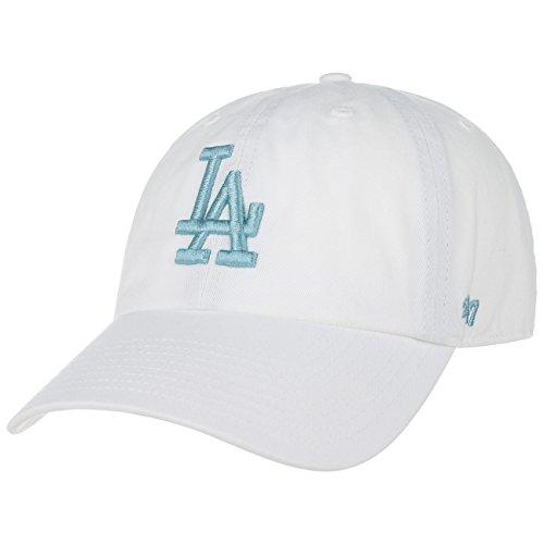 Gorra Clean Up LA Dodgers by 47 Brand gorragorra de beisbol (talla única -  blanco a173e482437