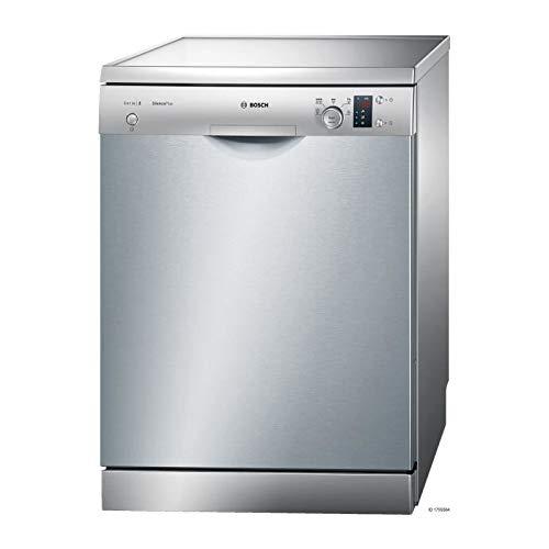 Bosch Serie 2 SMS25AI00E lave-vaisselle Autonome 12 places A+ - Lave-vaisselles (Autonome, Taille maximum (60 cm), Acier inoxydable, Acier inoxydable, Boutons, Rotatif, 1,75 m)