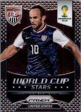 Panini Prizm World Cup Brazil 2014 World Cup Stars # 39 Landon Donovan
