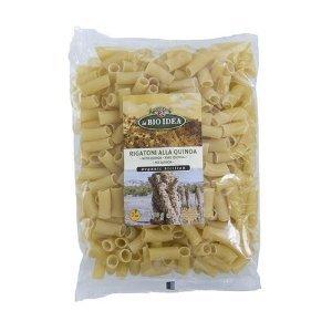 La Bio Idea Organic Quinoa Rigatoni 500g (1 Pack) [Personal Care]