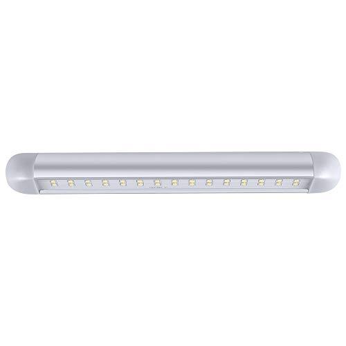 den Innenraum, ONEVER Universal-Streifenlampe 30 LEDs für Wohnmobile, LKW, Busse, Wohnwagen, Boote ()