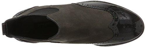 Paul Green 8904-101, Stivali donna grigio (ferro)