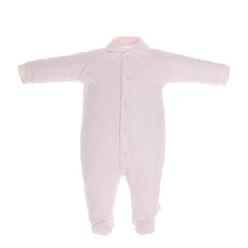 Cambrass - rosa de 100% algodón, talla: 50/56cm (0-3 meses)