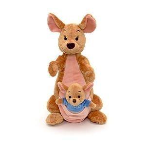 Disney, Winnie Pooh Kanga Roo Plüschtier - Stofftier - Kuscheltier - 36 cm - Stofftier Pooh