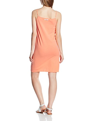 The Hip Tee Gilroy, Robe Femme Naranja (Neon Orange)