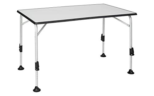 Berger Tisch Ivalo Alu Campingtisch Balkontisch höhenverstellbar Klapptisch Beistelltisch Esstisch