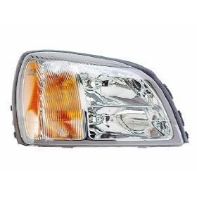 Cadillac Deville Headlight Headlamp OE Style Replacement Passenger Side New by Headlights Depot