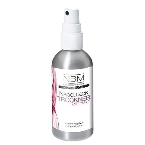Akzent direct - Spray accélérateur de séchage pour vernis à ongles - 100 ml