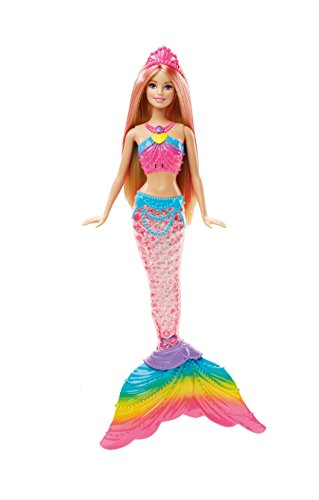 Barbie-Rainbow-Light-Up-Barbie-Mermaid-Doll