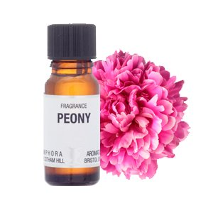 Pivoine Huile parfumée - Parfum d'une grande Richesse et Beguiling