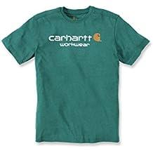 Carhartt Core Logo Camiseta