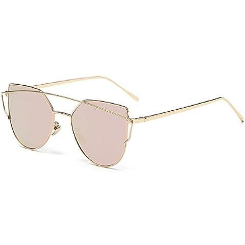 Z-P Unisex New Style Fashion Wayfarer Ultralight Color Film Lens Sunglasses (Lens Lente Pieghevole)